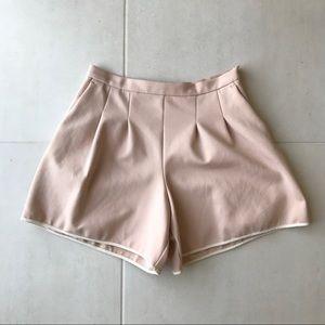 Aritzia Le Fou Wilfred Rosemere Shorts SH93